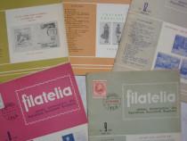 Lot reviste filatelia 1968