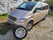 Mercedes Viano 2004 8Locuri Piele Automat 2.2diesel 150cp