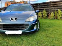 /// Peugeot 407 2.0 hdi 2008 ///