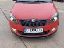 Skoda fabia 1,2 TSI model Monte Carlo