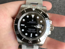 Rolex Submariner Noob Factory V10 clona 3135 inox 904L 40 mm