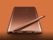 Telefon Samsung Note 9 noua, cu garantie