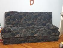 Canapea Extensibila cu 2 fotolii mari