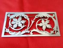 Brosa dreptunghiulara art nouveau