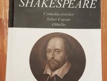 Comedia erorilor / Iulius Caesar / Othello de Shakespeare