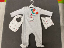 Body Salopeta iarna 6M 68 Inextenso My First Christmas