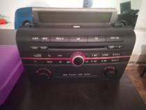 Cd player sistem audio Mazda 3 BK display