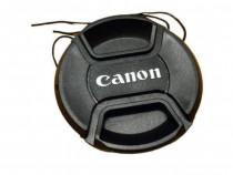 Capac frontal protectie obiectiv Canon 58mm, camera foto DSL