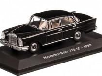 Macheta Mercedes-Benz 220 SE W111 1959 - Altaya 1/43