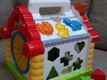 Jucarie interactiva Fun House de la Mappy