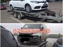 Tractări auto și utilaje Tulcea