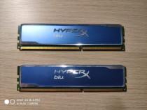 Kit memorie Kingston HyperX Blu 2x2GB DDR3-1600