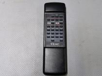 Telecomanda Teac RC-1277, originala, dubludeck