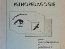 Psihopedagogie definitivat si grad didactic II, 1995