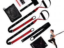 Benzi Fitness Tip TRX. Echipament Suspension Trainer. NOU!