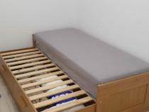 Pat extensibil divan ikea