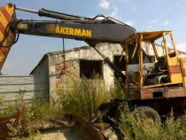 Excavator akerman h7m dezmenbrez