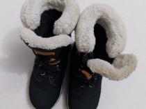 Boots, ghete iarnă, cizme zapadă KAVAT, mărimea 28, Suedia