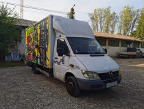 Mercedes Sprinter 413Cdi 3.5T , CAT B, 4 foi de arc