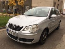 Vw polo 9n facelift 2007 inmatriculat 1.4 benzina