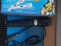 Microfon cu fir