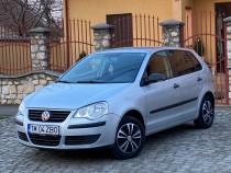 Volkswagen Polo 2008 1.2 Benzina Euro 4 Face-Lift