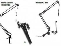 Stative de microfon pentru studio sau multimedia MILLENIUM