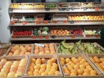Tavite din lemn / tavite depozitare fructe legume