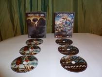 Dominion 2 sezoane dvd