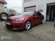 BMW 520d manual xenon trapa navi încălzire scaune senzor