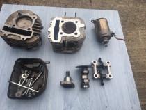 Piston ,cilindru ,chiuloasa,ATV Lifan 150 cc