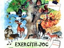 Exercitii-joc pentru activitati transdisciplinare (cls.aIIa)