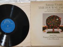 Colectie muzica - Antonio Vivaldi si Giuseppe Verdi-discuri