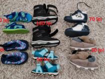 Incaltaminte, ghete, papuci copii 22, 23, 24