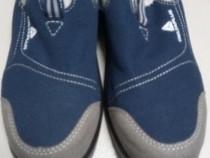 Pantofi protectie metalica varf