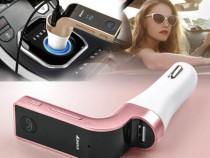 Modulator cu Bluetooth și MP3 aux pentru masina si pentru co