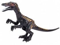 Dinozaur urias tip Lego de 30 cm: Black Baryonyx