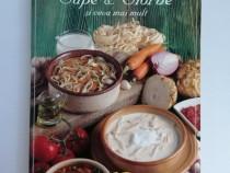Carte retete Despre Supe & Ciorbe si ceva mai mult - Noua