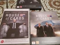 Serial House of cards - primele 3 sezoane