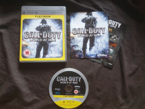 PS3 Call of Duty World at War Platinum Edition