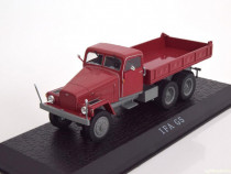 Macheta IFA G5 Camion Basculanta 1960 - Atlas 1/43