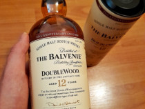 Whisky The Balvenie 12 ani, DoubleWood, 0.7l