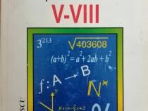 Florica Banu - Algebra pentru cls. V-VIII, 1995