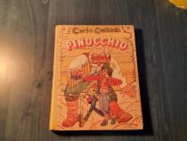 Pinocchio de Carlo Collodi ( carte pt. copii )