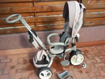 Tricicleta multifunctionala Coccolle Giro