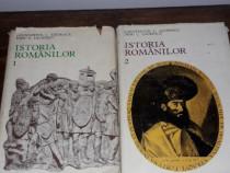Istoria românilor