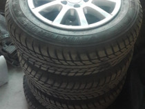 Jante si Anvelope Iarna Noi Opel / Alfa Romeo 5x110 Garanție