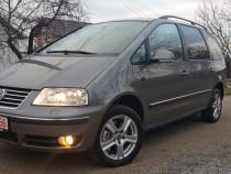 Volkswagen Sharan, 1.9 TDI 4 MOTION, Business Line, 6 viteze