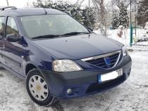 Dacia Logan MCV 5 Locuri / 2008 / 1.6 MPI / GPL / Euro-4 /
