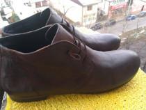 Ghete piele Rossaro, mar 43 (27.5cm) made in Italia.